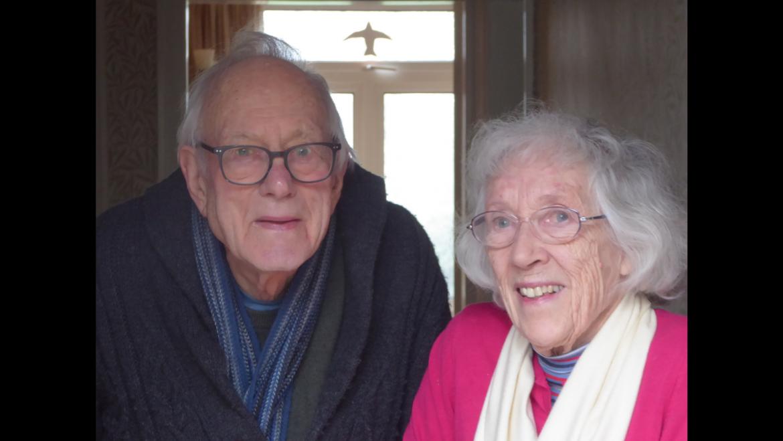 John and Diana Knott